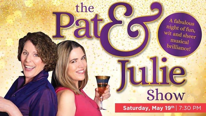 Pat and Julie