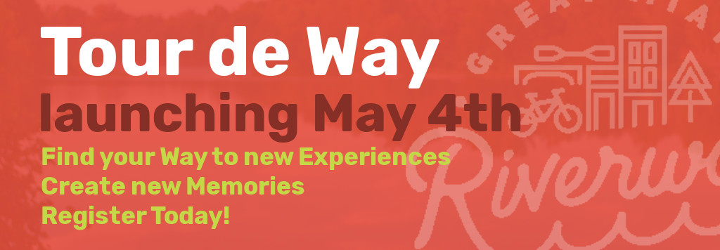 Tour de Way - Find your wy to new experiences banner