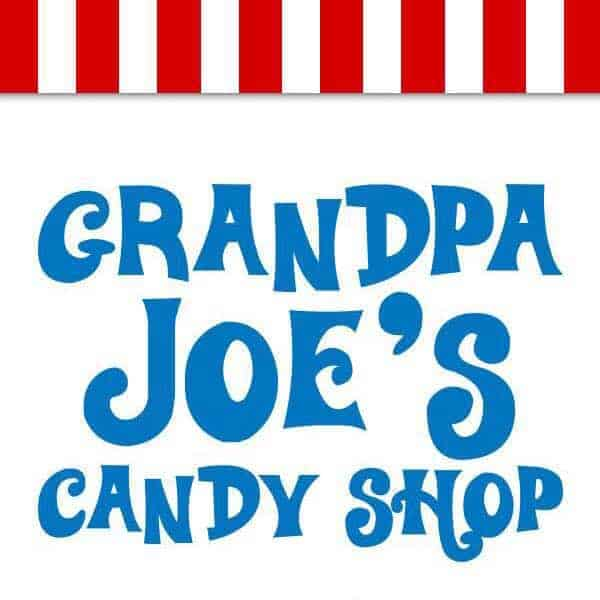 Grandpa Joe's Candy Shop