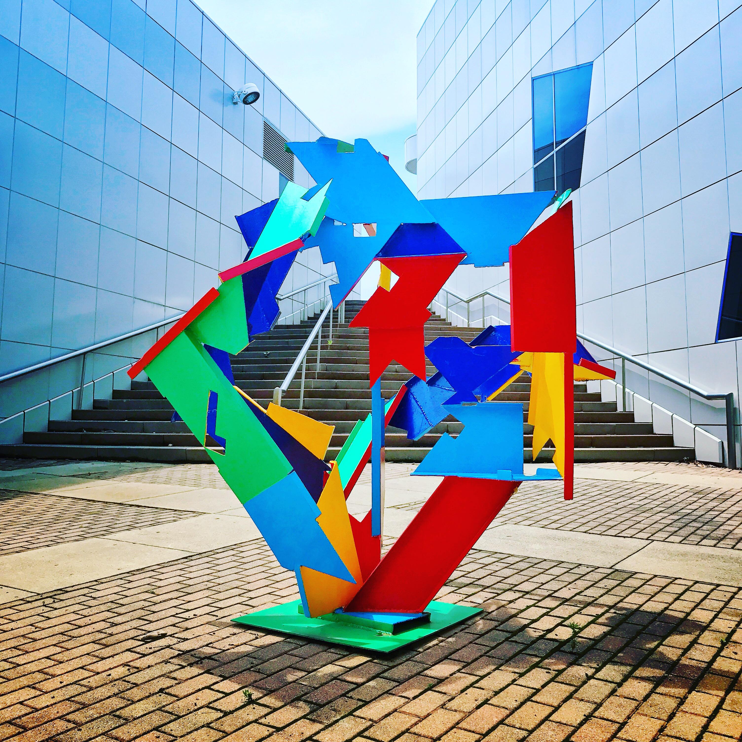 Public Art at Fitton Center