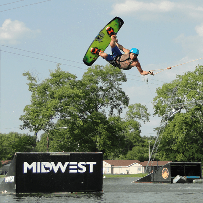 Joyce Park and Wake Nation