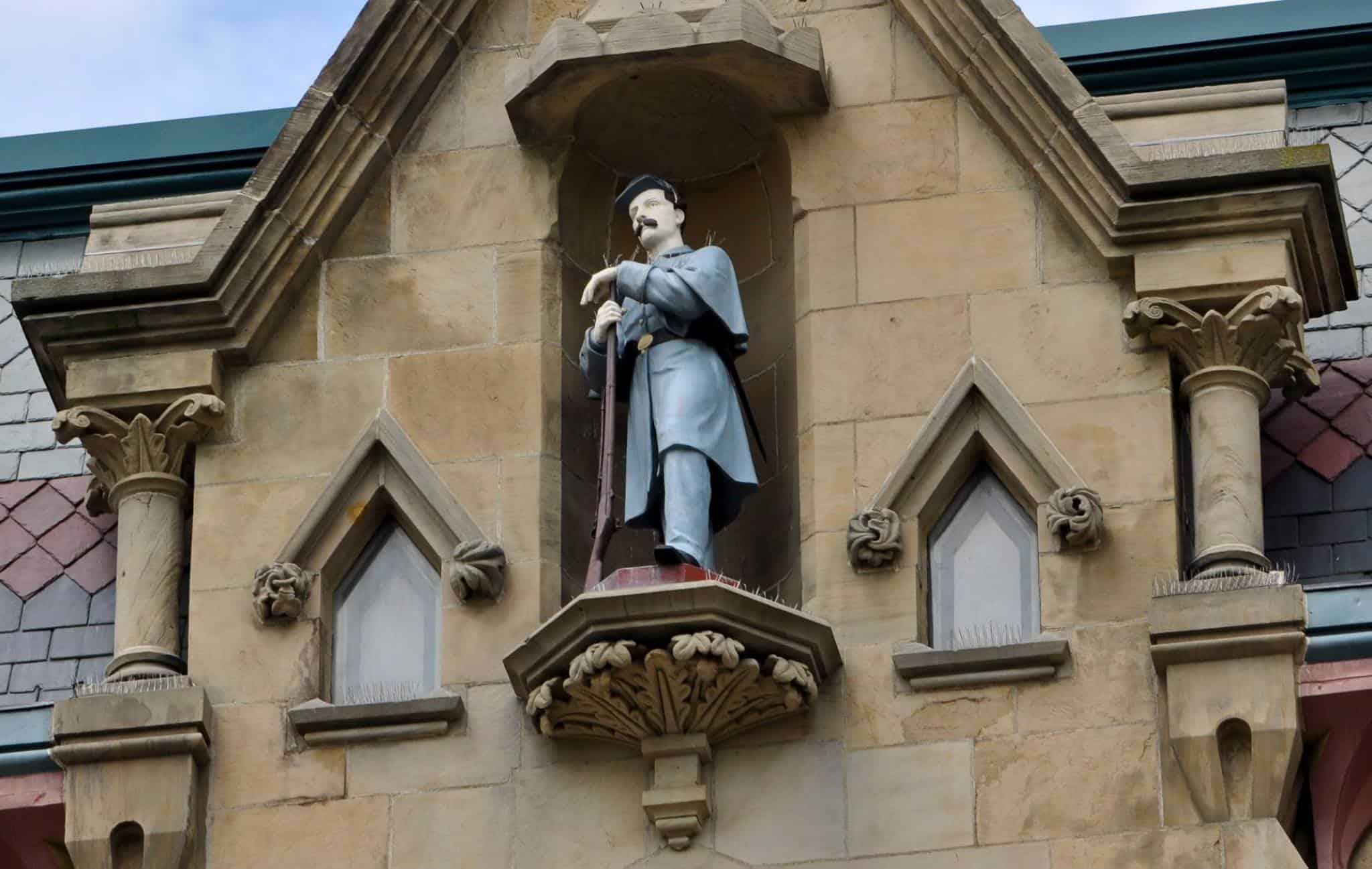 Sidney's Monumental Building
