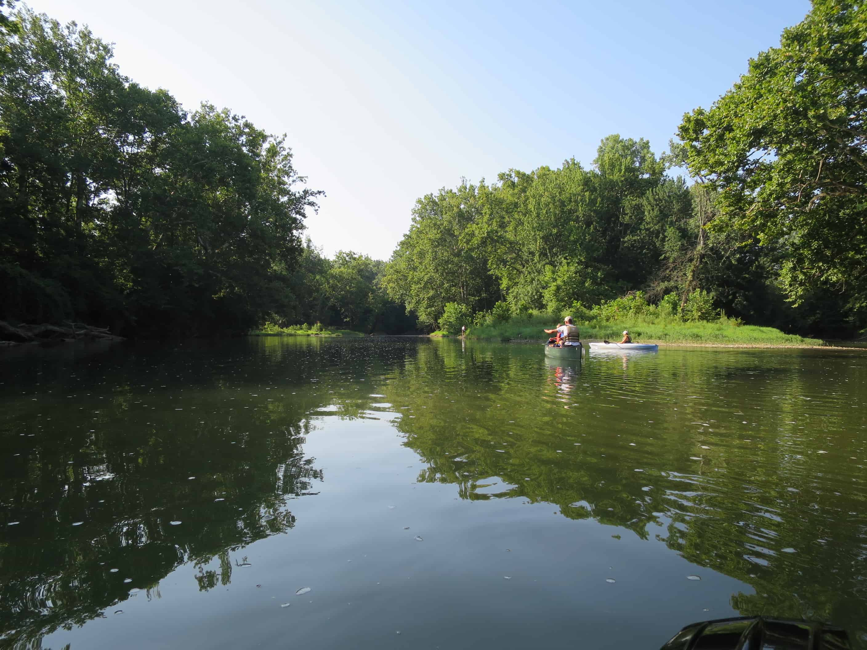 River Access at Taylorsville MetroPark