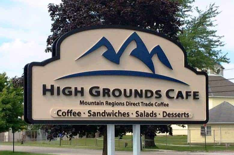 High Grounds Cafe