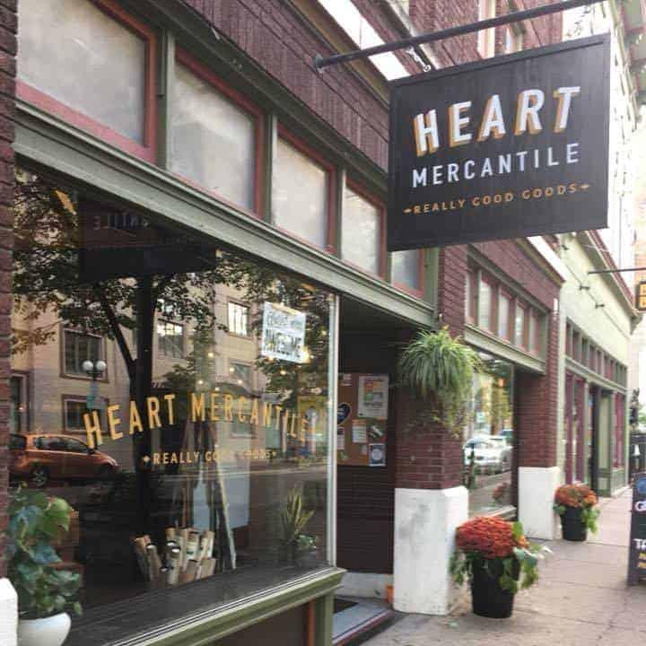 Heart Mercantile