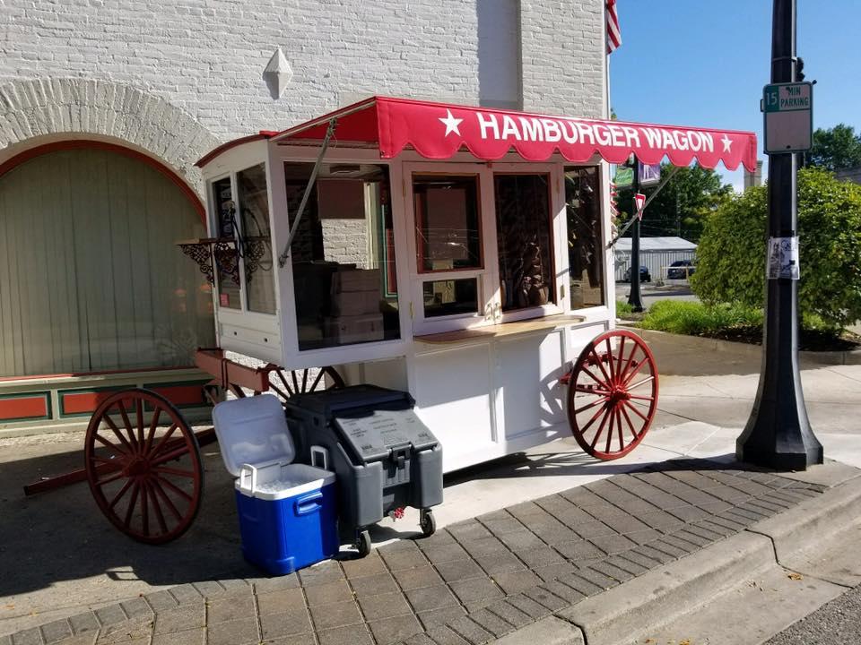 Hamburger Wagon