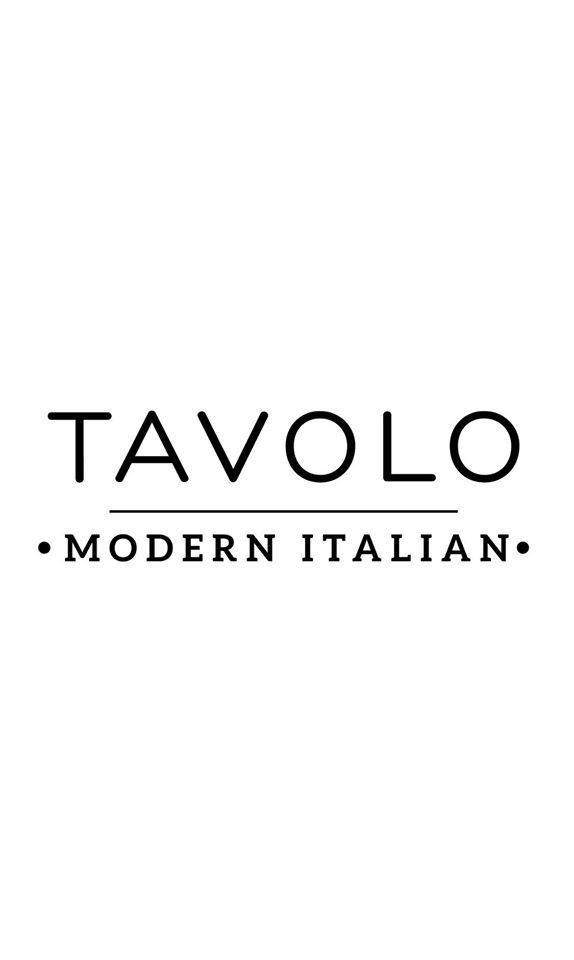 Tavolo - Modern Italian