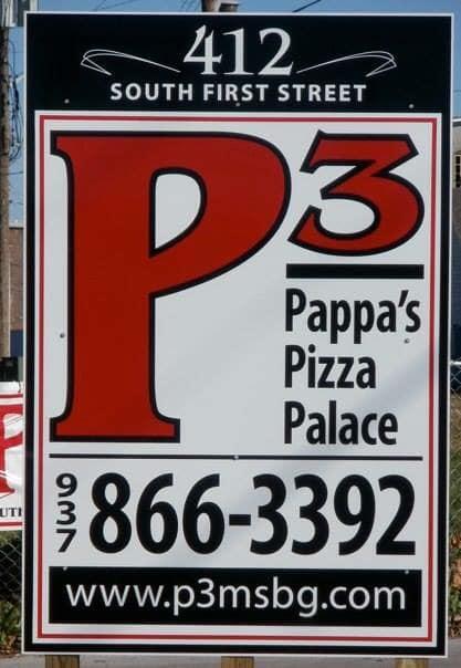 Pappa's Pizza Palace