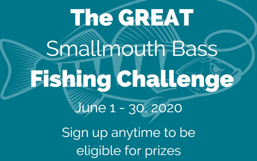 Great Smallmouth Bass Fishing Challenge